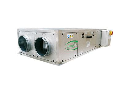 Lüftungsgeräte Lüftungstechnik – Wohnraumlüftung mit hocheffizienter Wärmerückgewinnung