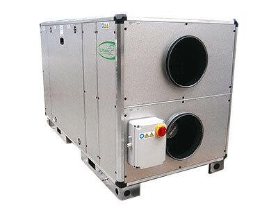 Lüftungsgeräte Lüftungstechnik – Kompaktlüftungsgeräte mit Wärmerückgewinnung