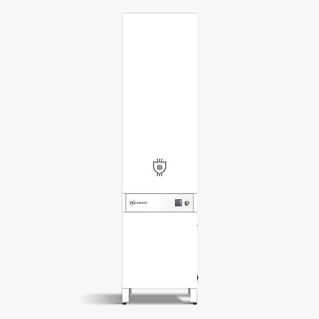 FilteAir Luftreiniger und Luftsterilisator mit UV-C-Technologie