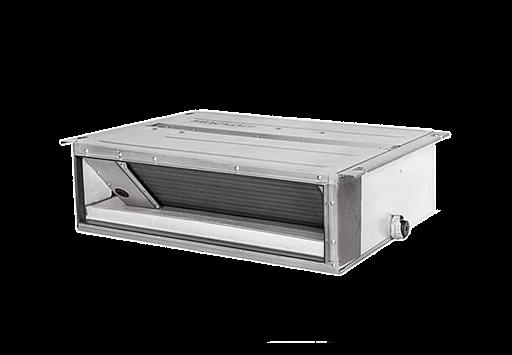 Klimaanlagen und Klimageräte mit Kanalgeräten als Inneneinheit