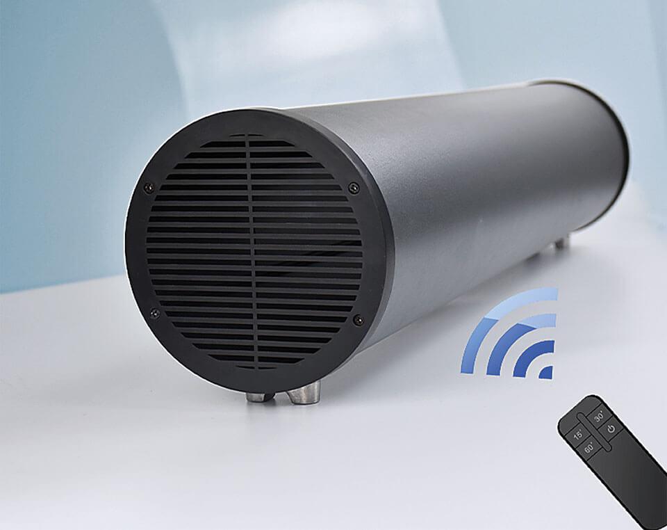 UV-Tubo Luftsterilisationsgeräte von Pure Alpin
