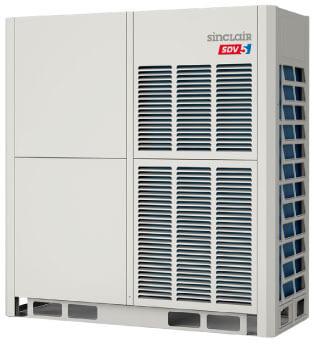 Kommerzielle Klimaanlagen Großsysteme Außeneinheiten bis 90 kW