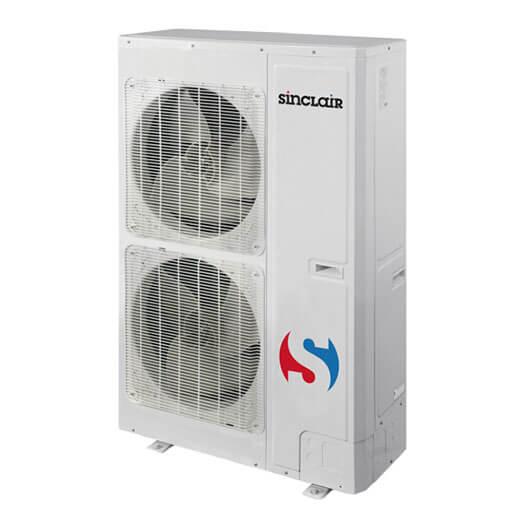 High Power Außeneinheiten Klimaanlage Splitgeräte
