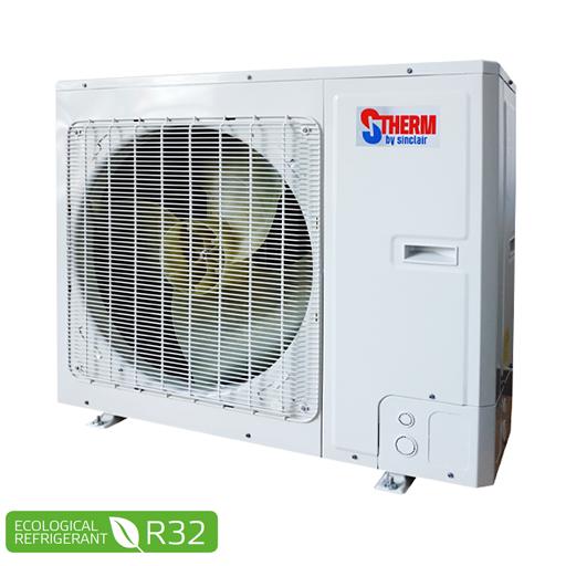 S-Therm 4 Außeneinheit, Heizungswärmepumpen