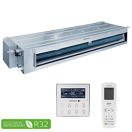 UNI Single-Split Kanalgeräte für Klimaanlagen