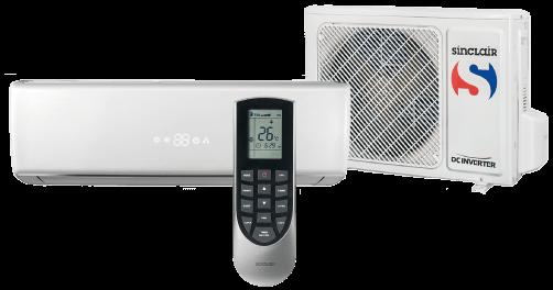 Split-Klimaanlagen als Set mit Innen- und Außeneinheit von Baldauf Lüftung & Klima
