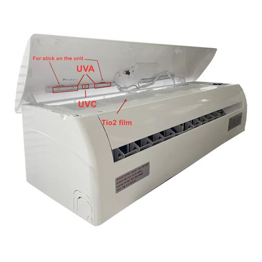 UV-C Sterilisations LED für Klimageräte als Nachrüst-Set, Luftreiniger