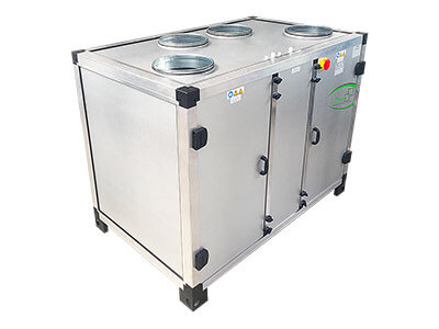 Ballu Lüftungsgeräte Lüftungstechnik – Kompaktlüftungsgeräte mit Wärmerückgewinnung