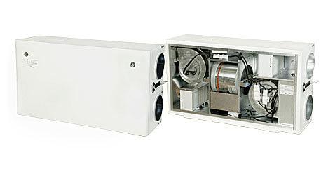 Wohnraumlüftung mit Rotations_Wärmetauscher - Ballu Lüftungsgeräte Lüftungstechnik