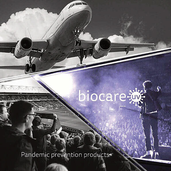 exklusive Partnerschaft zwischen Ballu GmbH und biocareUV