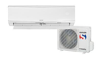 Klimaanlage Keyon Sinclair bei Ballu