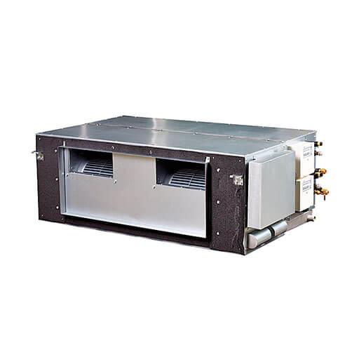 Kanalgerät für Großsysteme Klimaanlagen Ausführungen verschiedene Pressungen