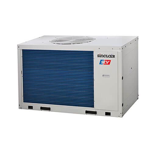 Modular Chillers ANsicht Version 2 - Klimaanlagen