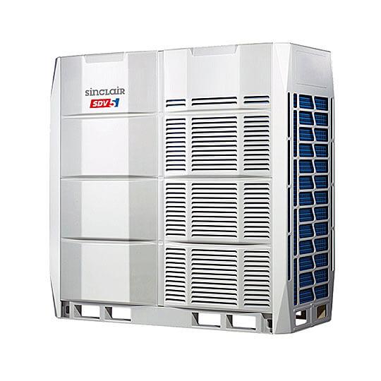 Ausseneinheit für Großraum-Klimaanlagen - Ballu GmbH