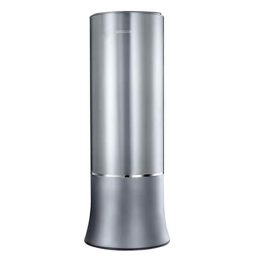 Warmwasserbereiter kombinierbar mit Ausseneinheit Klimaanlage