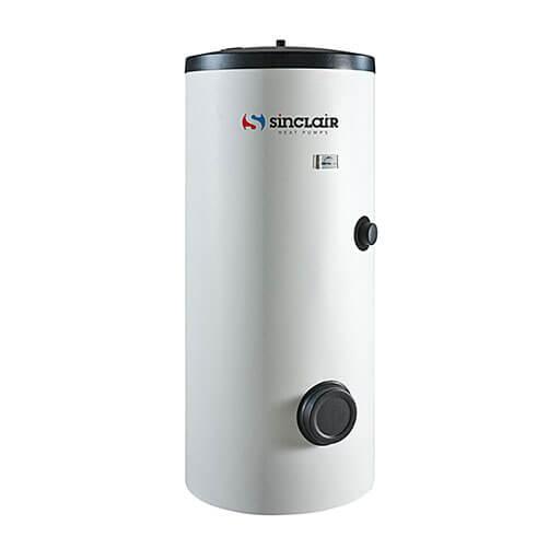 Indirekt beheizter Wassererwärmer, emailliert - Leistung bis 3,3 kW