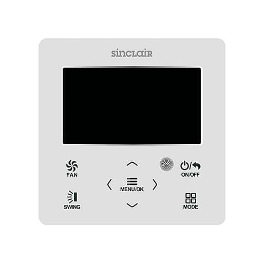 Fernbedienung Klimaanlage SWC-02 Inneneinheiten Sinclair