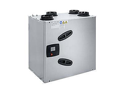 Lüftungsgeräte Lüftungstechnik Wohnraumlüftung mit Platten-Wärmetauscher